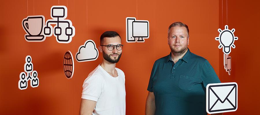first frame networkers ag - Ihr IT-Partner in der Zentralschweiz